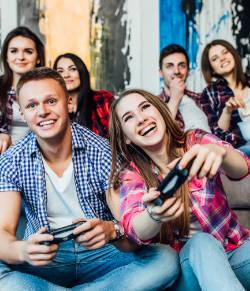 internet fibra ótica para jogar video game em joinville